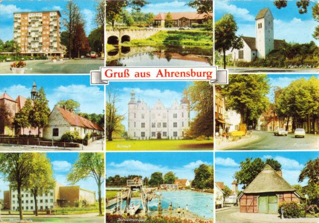 AK, Ahrensburg, neun Abb., 1983