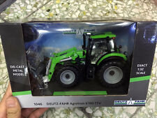 Other Vehicles Diecast & Toy Vehicles Universal Hobbies Uh5318 Deutz-fahr Agrotron Ttv 7250 Warrior Edition 1:32 Model Last Style