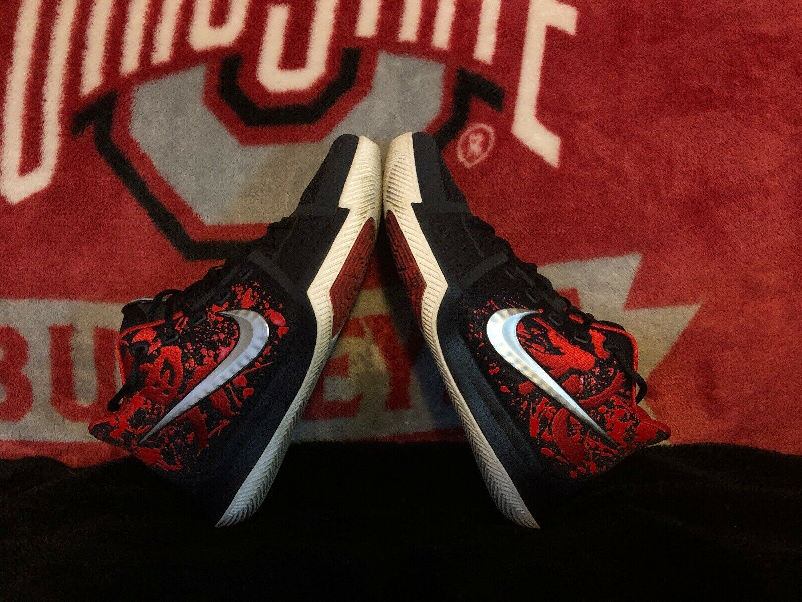 Nike kyrie 3 samurai Size 11.5 NDS With Box