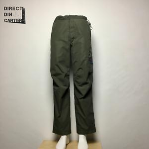 ADIDAS-Vintage-Cargo-Pants-Green-taglia-XS