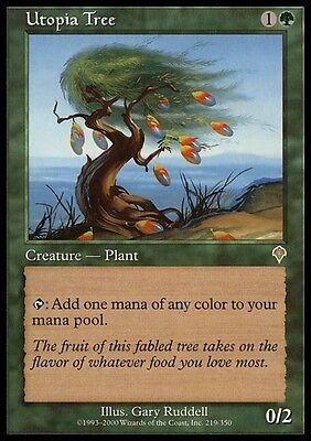 ALBERO DELL'UTOPIA - UTOPIA TREE Magic INV Mint