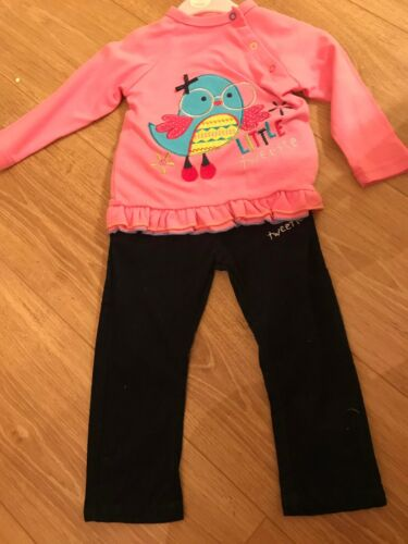 """Baby Girl Cord Trousers and Sweatshirt Top /""""REDUCED/"""""""