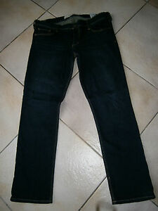 JEAN-TAILLE-8-W-29-PERFECT-STRETCH-MARQUE-ABERCROMBIE-amp-FITCH
