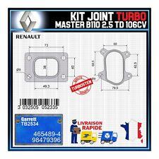 Kit Pochette de Joint Turbo 2.5 TD 106 ch Garrett 465489-0004 465489-5004S