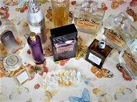 Musk Kiss Me Niche &classic Perfume Samples: 10 Samples +bonus