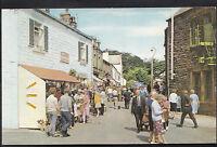 Lancashire Postcard - Main Street, Heysham    DR88