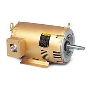 Ejmm3311t g 7 5 hp 1770 rpm new baldor electric motor ebay for Vfd for 5hp motor