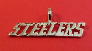 Steelers Sport Team 14kt Gold Ep Anhänger Mit 40.6cm-76.2cm Schnur Kette Auswahlmaterialien Halsketten & Anhänger Uhren & Schmuck