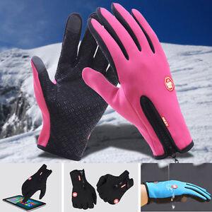 Hommes-femmes-Hiver-Impermeable-a-l-eau-Ski-Chaud-Moto-Touch-Au-volant-Gants