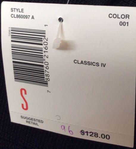 Jacket Liz Blend Nwt Merino 128 S Sz 788760216021 Wmn Wool Black Ret Knit Claiborne Classics zdrd8wqp