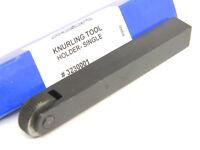 Meda Single Knurl / Knurling Tool (1/2 X 1/2 X 4 Shank) 3230001 India