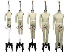 12 Month Professional Pro Children Working Dress Form Mannequin Size 12m