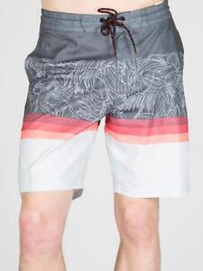 Billabong-Men-039-s-Spinner-Lo-Tides-Stretch-Boardshort-Swimsuit-Shorts