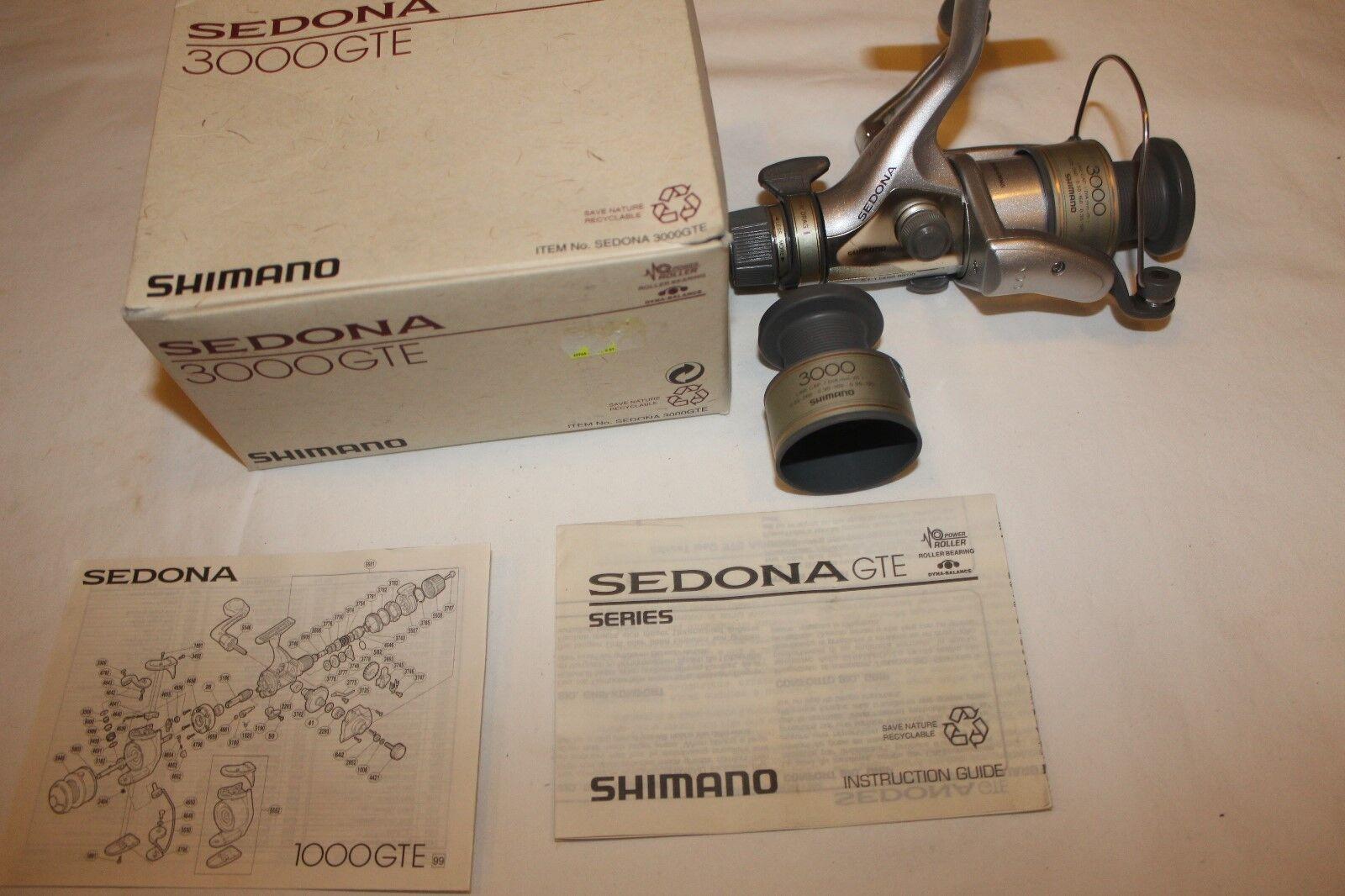 Shiuomoo Sedona 3000 GTEcon freno di combattiuominitonr1030