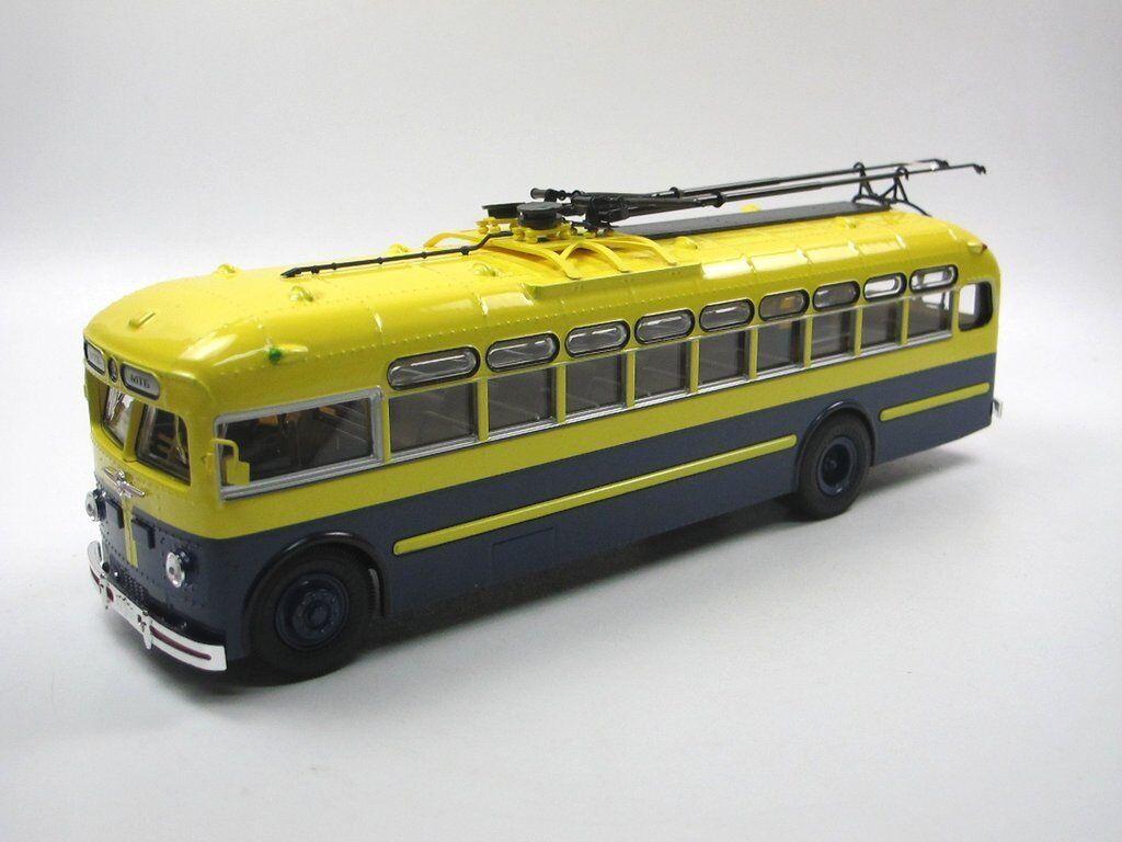 Ultra - modelle stadt obus mtb-82d udssr 1947-1961 bus 1   43 neu ovp