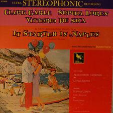 """Est-Colonna sonora-IT started in Naples-Alessandro Cicognini 12"""" LP (l864)"""