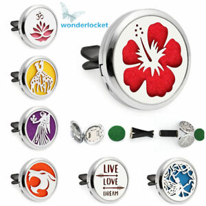 1pc-30mm-Car-Diffuser-Vent-Clip-Air-Freshener-Aromatherapy-Essential-Oil-Locket