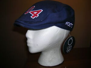 VTG-2004 USA-Roots Athens Olympic Hat (2016 summer olympics Rio ... 3754d5ce4ce5