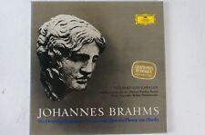 Brahms Karajan Ein Deutsches Requiem Janowitz Waechter Wiener Singverein (LP25)