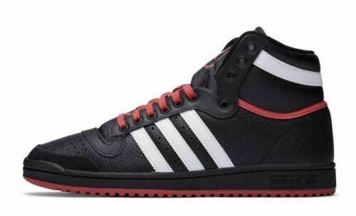 adidas Top Ten Hi Size US 14 M Red W
