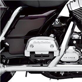 Harley-Touring-Softail-Pasajero-Tablon-Funda-Cubiertas-Kit-Hecho-en-Eeuu