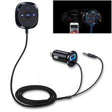 Auto Receiver Wifi-Bluetooth 3.5mm AUX Audio Stereo Musik Nach Hause USB Adapter