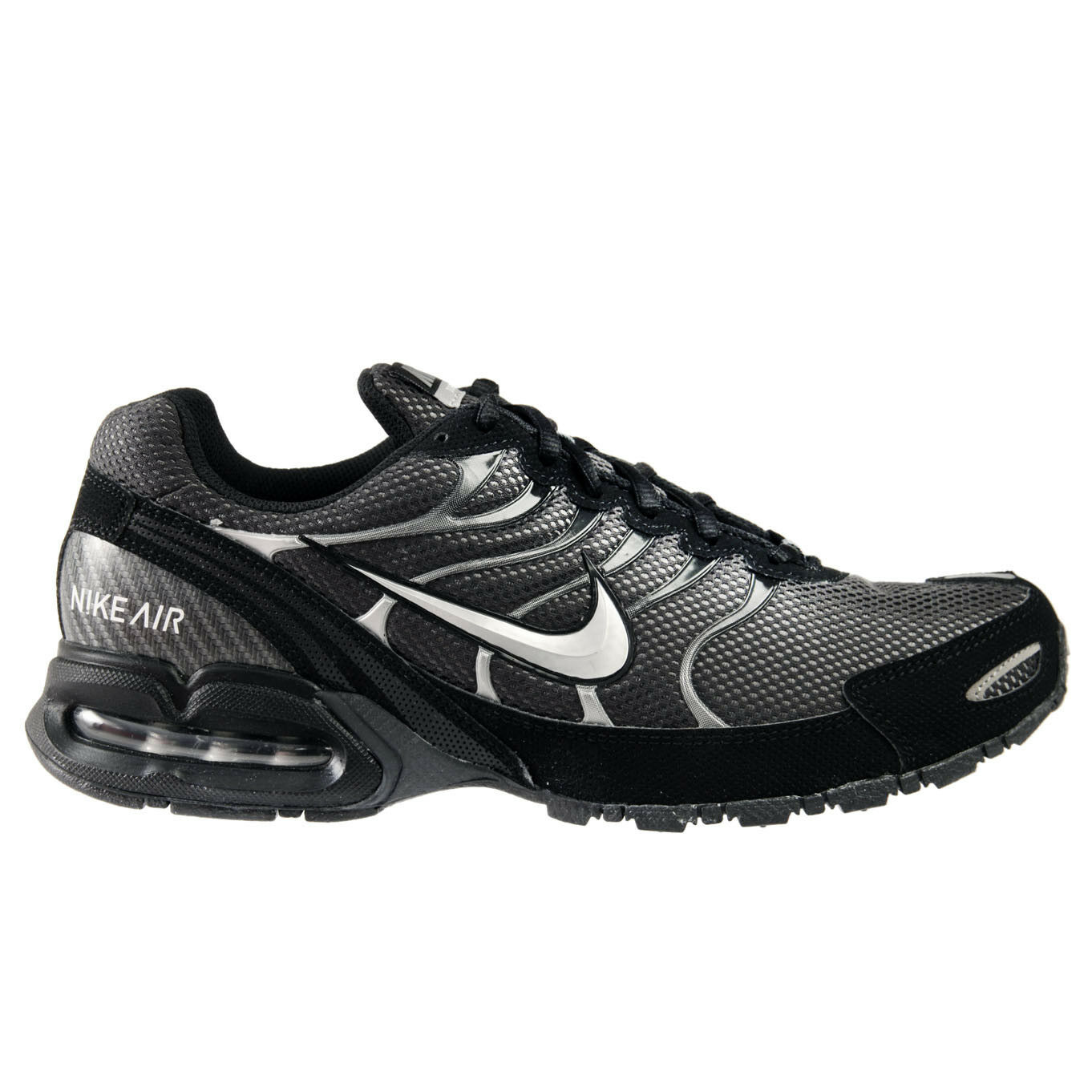 Nike Air Max Torch 4 Mens 343846-002 Black Anthracite Running Shoes Size 9