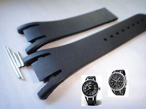 Genuine-ORIS-28mm-RUBBER-band-strap-bracelet-TT3-Day-Date-07-4-28-02-42-5mm