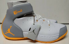 best service d5823 ac8f5 item 2 Jordan Melo 1.5 Size 10 White Atomic Mango Wolf Grey Basketball Shoe  631310-135 -Jordan Melo 1.5 Size 10 White Atomic Mango Wolf Grey Basketball  Shoe ...