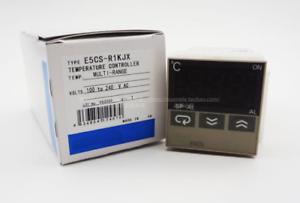 Details about 1PC NEW Omron Temperature Controller E5CS-R1KJX 100-240 VAC  #W6067 WX
