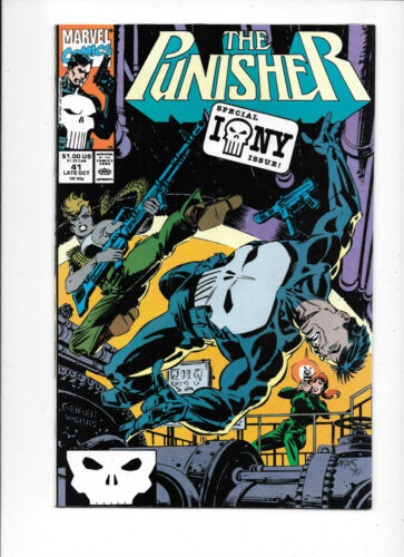 Choice The Punisher #1-78 1987-1993 Marvel Comics