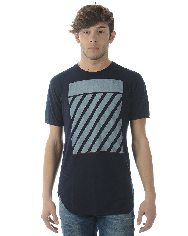 Daniele Alessandrini camiseta Sudadera  Hombre azul M6297E6823702 23 SZ. M poner Oferta  tienda de pescado para la venta