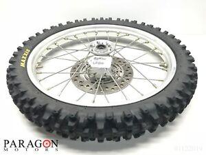 98-10-96-08-Honda-CR80-CR85-CR-80-85-Complete-Front-Wheel-Rim-Tire-Hub-17-034