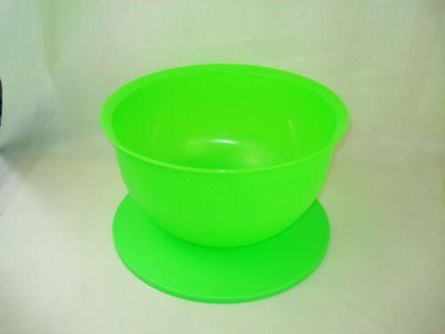 Tupperware jóvenes ola Schüssel 7,5 L verde flúor centrifugada jumbo XXL