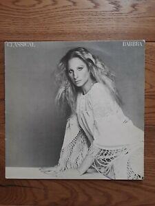 Barbra-Streisand-Classical-S-73484-Vinyl-LP-Album