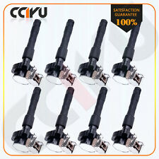 Set of 8 Ignition Coil  Coils on Pack For BMW 528i M5 840Ci 328i  750iL 740i