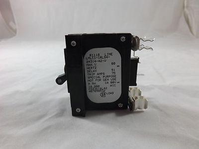 LMLC1-1RLS4-24314-42 AIRPAX 60 AMP CIRCUIT BREAKER