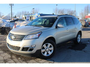 2013 Chevrolet Traverse FWD 4dr 1LT, FULLY LOADED, JAMAIS ACCIDENTE !!!