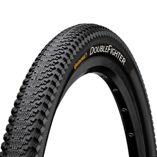 Continental Double Fighter III Mountain Bike Tyre 27.5  x 2.0 wired 50-584