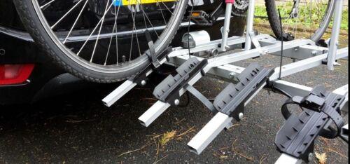 Portabicicletas//ciclo Rack Titan 4 13PIN-opción de inclinación montado en enganche