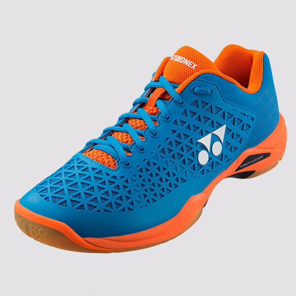 2019 Yonex Badminton Squash Fencing Power Cushion Eclipsion X chaussures bleu Orange