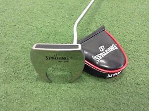 Spalding-SP-02-Putter-Oversize-034-Fatso-034-Style-grip-Bonus-Cover-FREE-POSTAGE