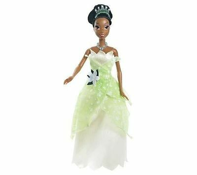 "Mattel Doll Sparkling Disney Princess /& the Frog Tiana 11.5/"" New"
