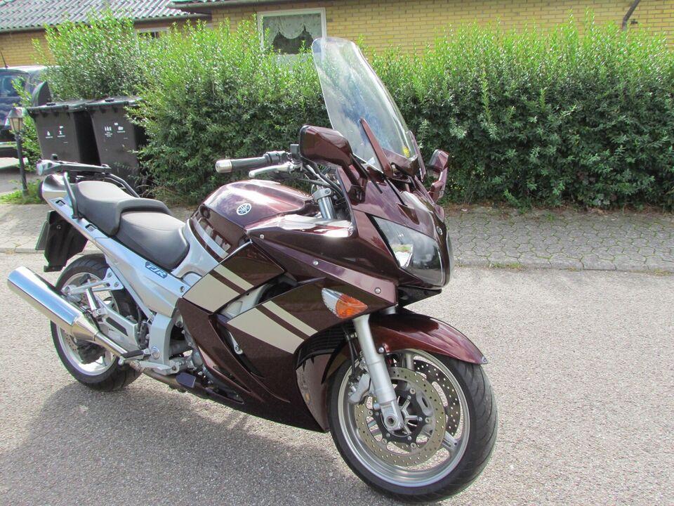 Yamaha, fjr, 1300 ccm
