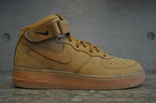 Prm Uk 6 libre Mid 5 Lino Air Green Force wheat '07 Qs lino al 1 Nike aire wXpAn