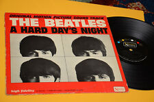 BEATLES LP A HARD DAY'S NIGHT 1°ST ORIG USA MONO 1964 UAL 3366