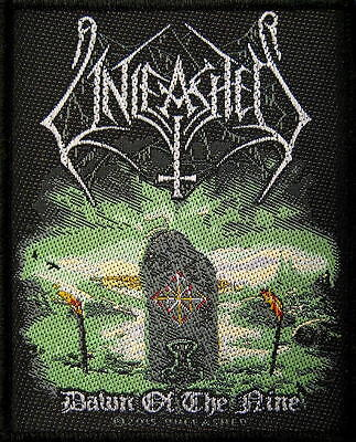 """UNLEASHED PATCH / AUFNÄHER # 6 """"DAWN OF THE NINE"""""""