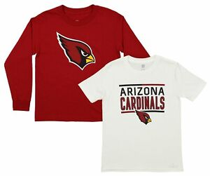 35228387 Details about Outerstuff NFL Youth Arizona Cardinals Tee Shirt Combo