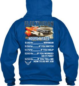 Cool-Awesome-Electrician-Hourly-Rate-Gildan-Hoodie-Gildan-Hoodie-Sweatshirt