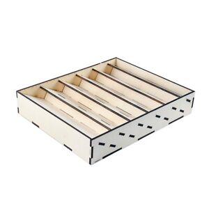 Wooden-Paint-Rack-Stand-Painting-Ink-Bottle-Storage-Holder-Organizer-Pigmen-F7M7